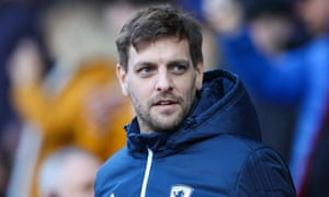 Jonathan Woodgate has signed a three-year contract as Middlesbrough manager and his first competitive game will be against Luton.