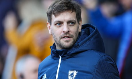 Middlesbrough set to appoint Jonathan Woodgate as manager