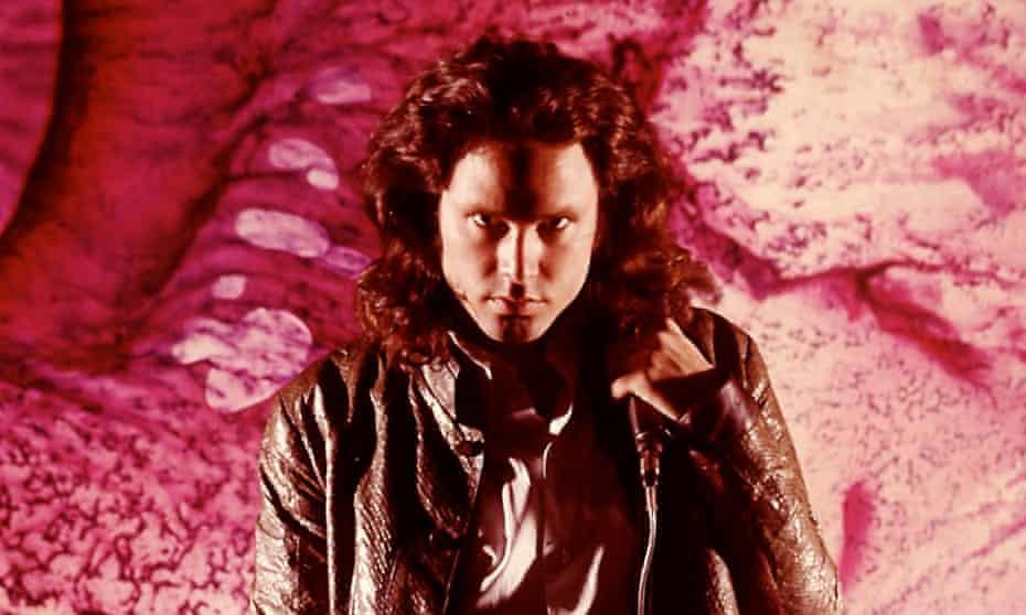 The Lizard King … Jim Morrison.