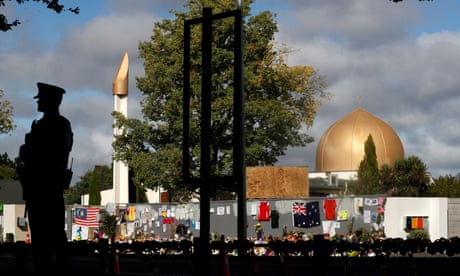 New Zealand police to start armed patrols after Christchurch massacre