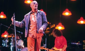 Live at the Milton Keynes Bowl in 1995