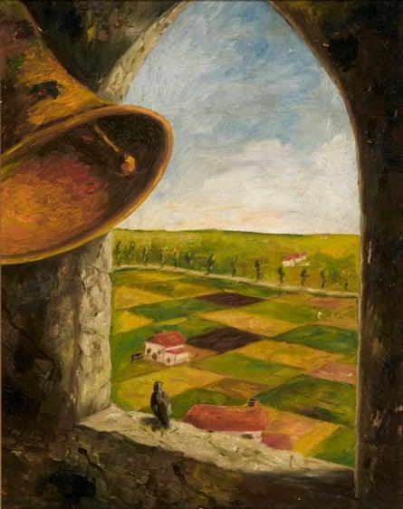 One of Heinz's paintings.