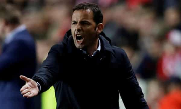 Javi Calleja has returned to Villarreal after being sacked in December.
