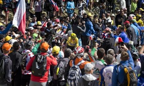 Why the Tour de France must put riders before spectators