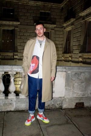 2d35319122de Best of the dressed  street style from London fashion week men s ...