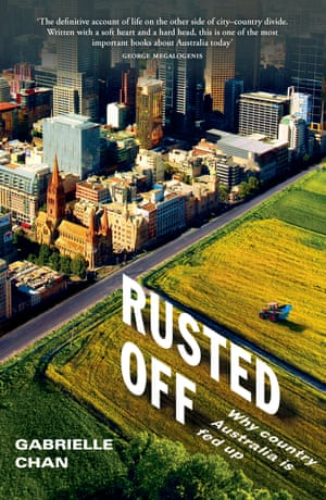 Cover of Rusted Off by Gabrielle Chan