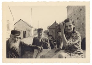 Jews in Lipsko, a town 65 miles south of Warsaw