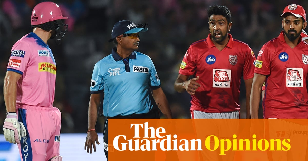 The Mankad was acceptable once so why does Ashwin get so much grief? | Andy Bull