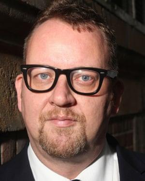 Eamonn McCabe for the Guardian