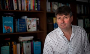 Simon Armitage, who has been announced as the new poet laureate.