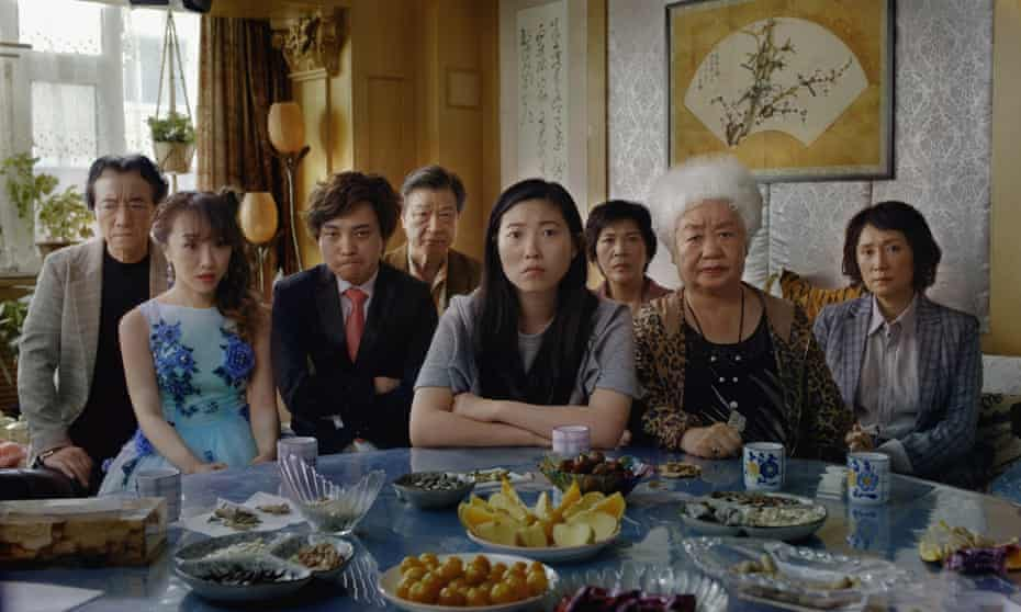 Lulu Wang's The Farewell, which did not receive any Oscars nominations despite being considered one of the year's best films.