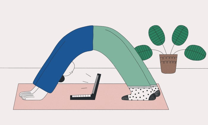'Why don't we try something new?': flexible working can be a chance to redefine roles