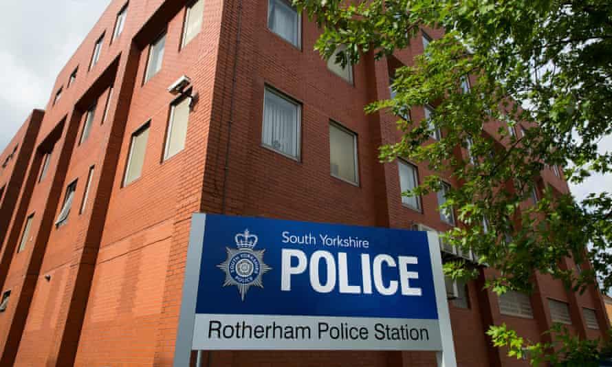 Rotherham police station