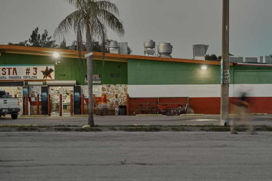 Immokalee, the rural town where many farmworkers live, has become a hotspot for Covid-19 cases.