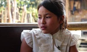 Myanmar maid nude — img 5