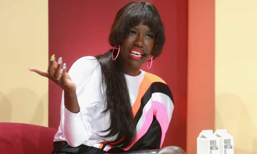 Uber's chief brand officer, Bozoma Saint John. Will she help turn round its image?