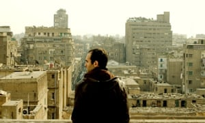 Khalid Abdalla in a scene from In the Last Days of the City.