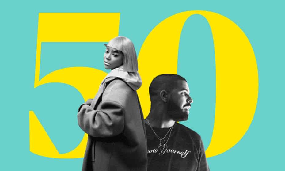 50 great tracks for July from Drake, Ebony Bones, Low and more