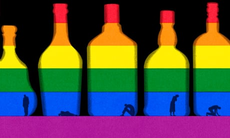 Gay men are battling a demon more powerful than HIV – and it's hidden
