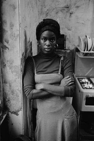 Untitled, from the series The Black House, 1973-1976