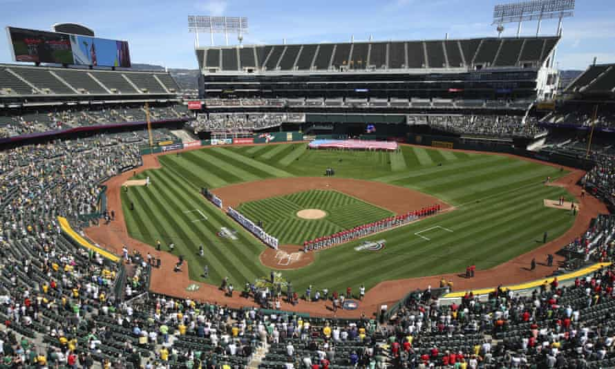 The Coliseum is not considered a viable home for the A's