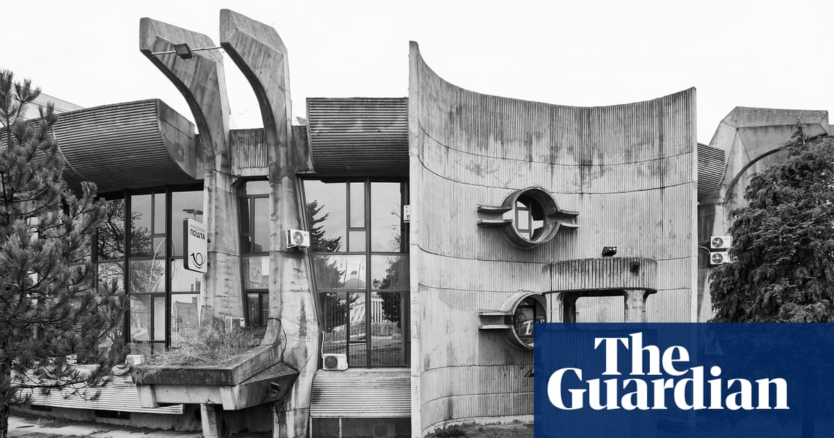 The modernist architecture of Skopje – in pictures