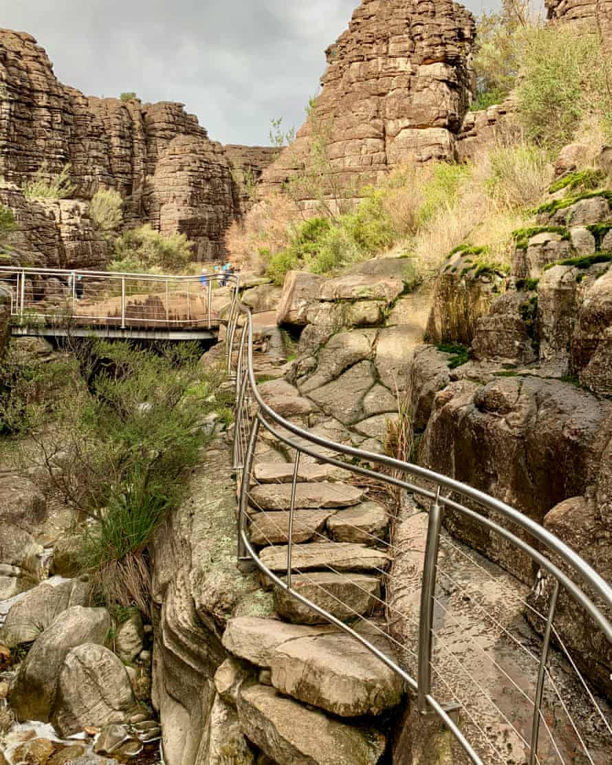 The Grand Canyon in the Grampians