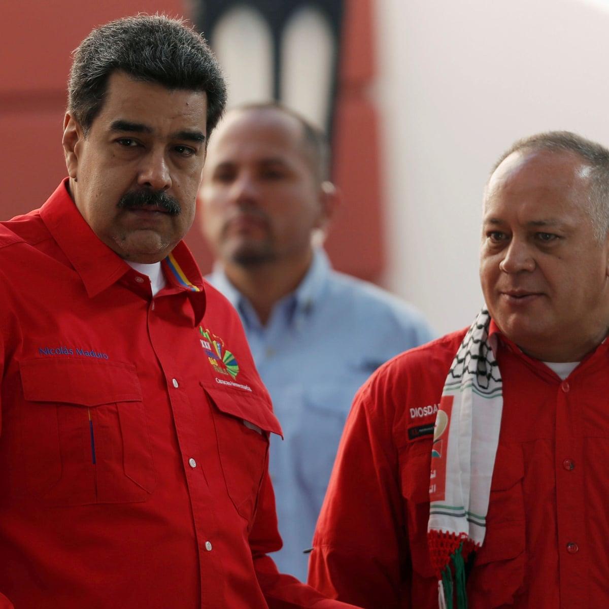 Venezuelan leader Nicolás Maduro confirms months of secret US talks |  Venezuela | The Guardian