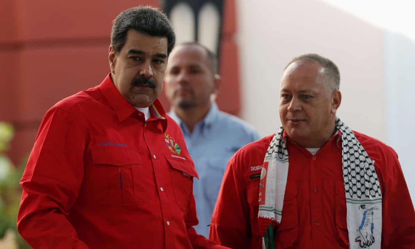Venezuelan leader Nicolás Maduro confirms months of secret US talks