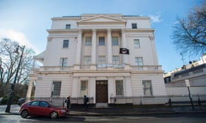 Squatted Eaton Square mansion