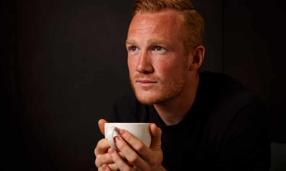 Greg Rutherford, the Olympic gold-medallist long-jumper.