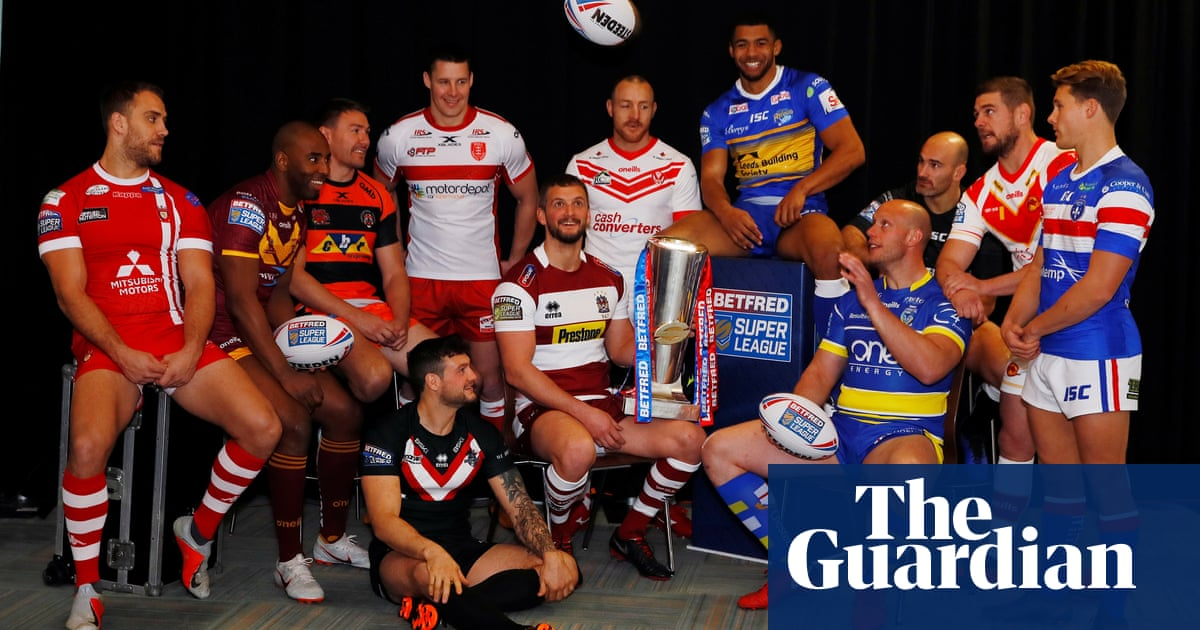 a89ad41d918 Super League 2019 team-by-team guide: will Grand Final go to the Wire?