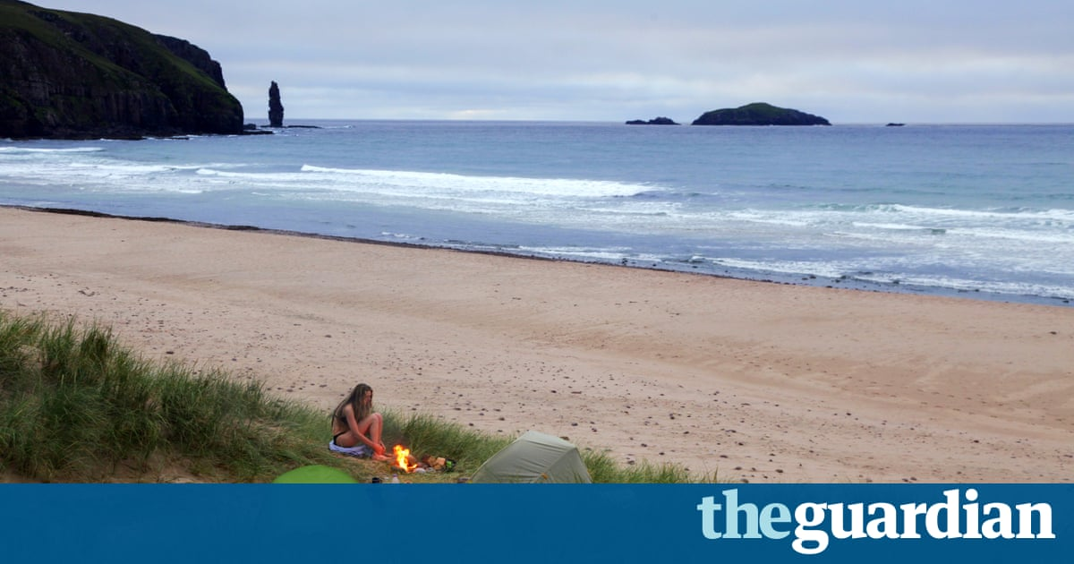 10 of the best wild camping sites in Scotland
