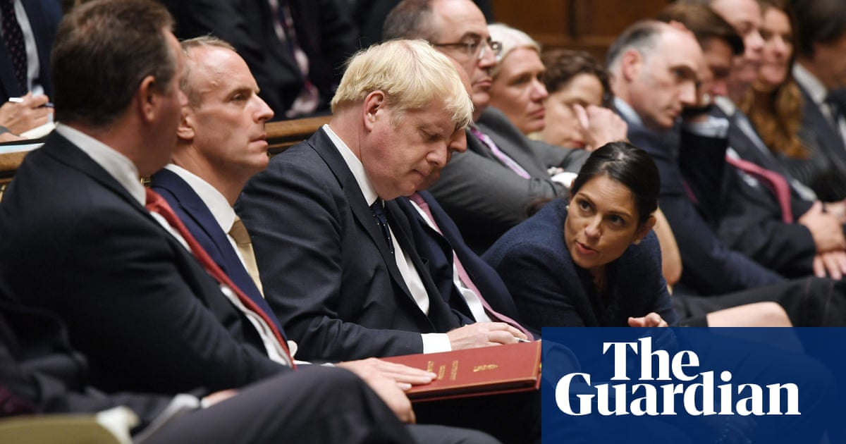 Williamson, Raab and Patel tipped to be moved in imminent cabinet reshuffle