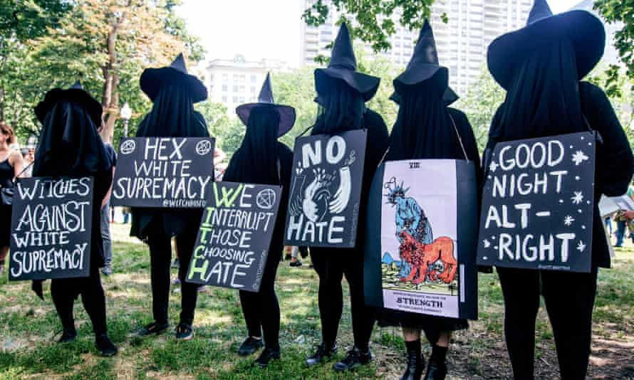 Resistance witches.