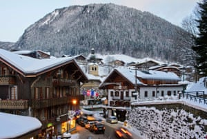 Morzine is currently the cheapest French ski resort according to the Post Office's latest resort survey.