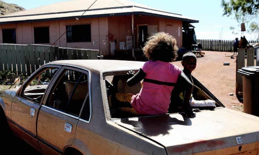Just 6% of Western Australia's population aged 10 to 17 is Indigenous.
