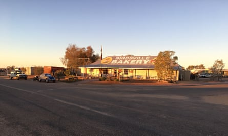 Birdsville in outback Queensland