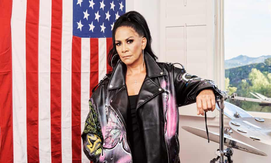 Sheila Escovedo at home in Los Angeles, 2020