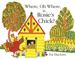 Where, Oh Where, is Rosie's Chick