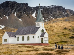Carl Henry was highly commended for his trio of penguins heading to church in South Georgia Island, southern Atlantic.