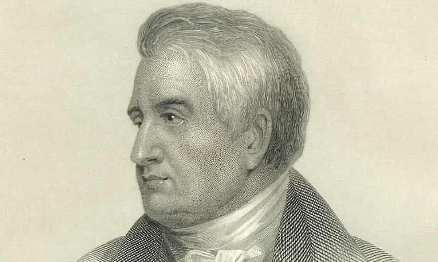 Sydney Smith, English writer and Anglican cleric, circa 1800.