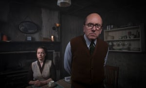 Tim Roth and Samantha Morton as John and Ethel Christie