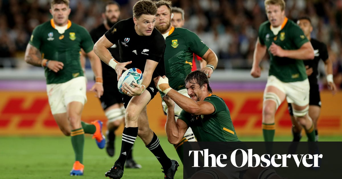 New Zealand defy doubters and South Africa in clash of World Cup titans | Liam Napier