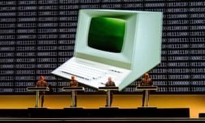 Computer world: Kraftwerk in 3D at the Brighton Centre on 7 June