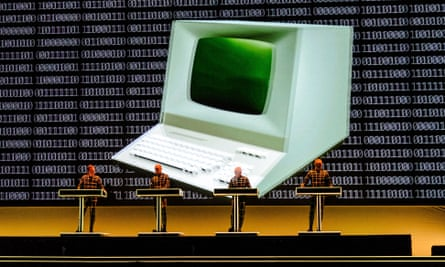 Computer world: Kraftwerk in 3D at the Brighton Centre on 7 June