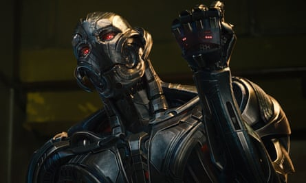 Spader mo-capped up in Avengers: Age Of Ultron.