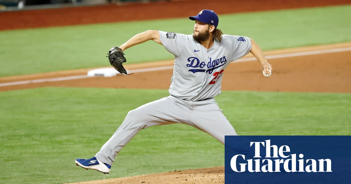 LA Dodgers move one win from World Series title after edging Rays in Game 5