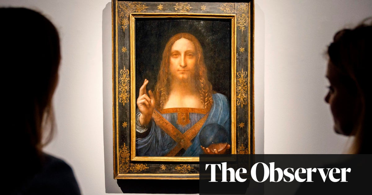 How did a £120 painting become a £320m Leonardo … then vanish?