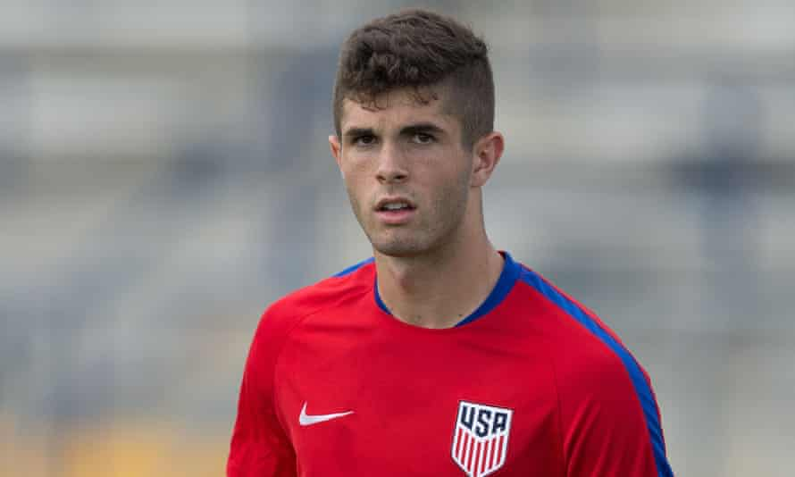 In stoppage time, Christian Pulisic scored his second of the afternoon, given ample space to pick his spot from 18 yards.